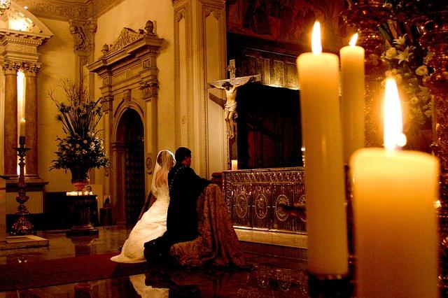 Propozycje śpiewów ślub
